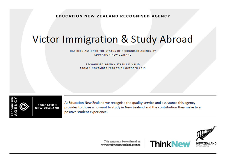 Home Page - Victor Immigration & Study Abroad